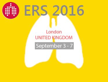 European Respiratory Society ERS2016 1