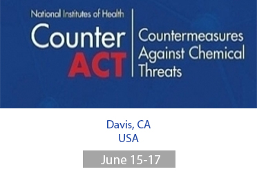 NIH Countermeasures Against Chemical Threats Network Research Symposium CounterACT 1