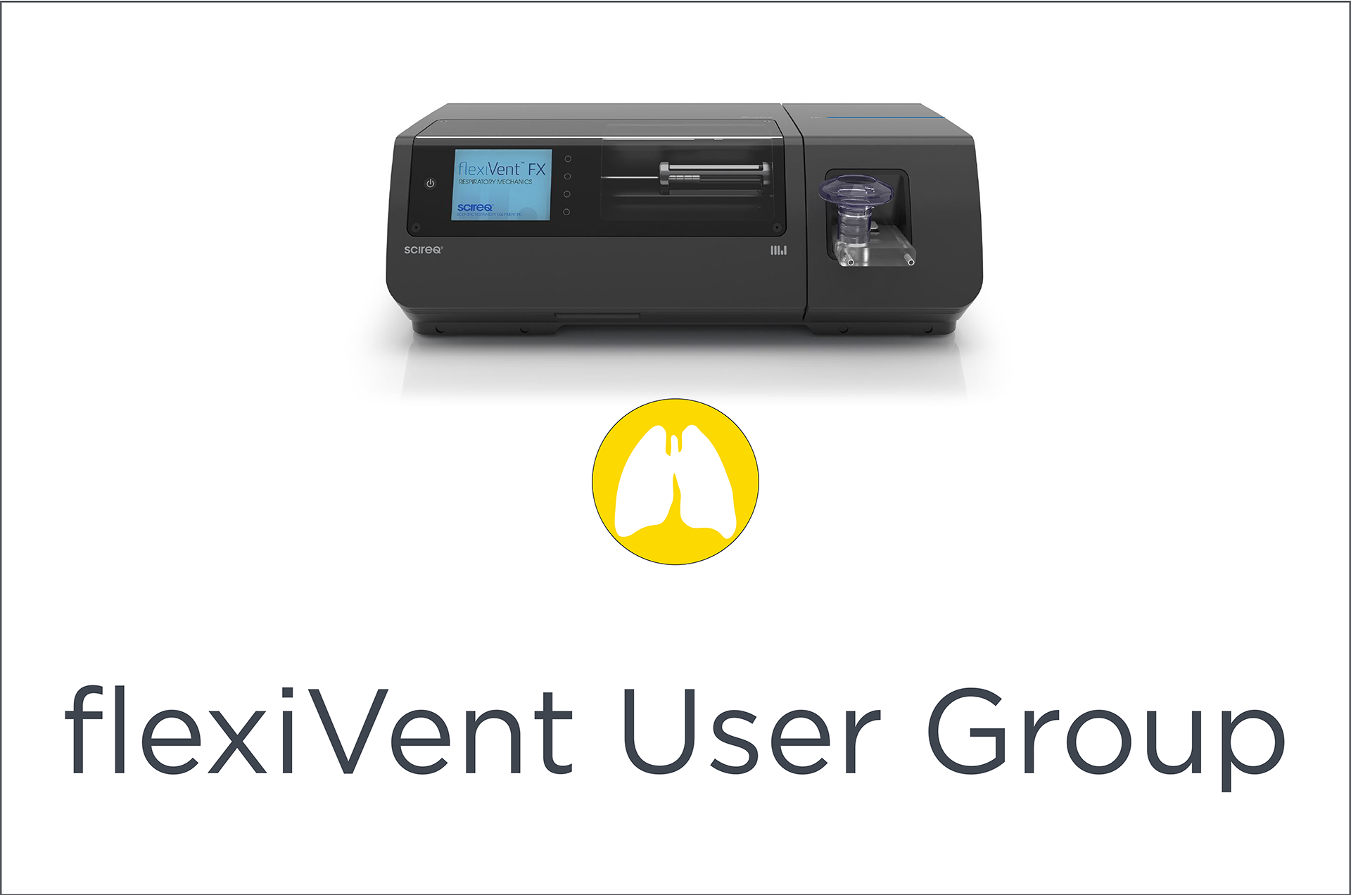 flexiVent User Group Meeting 2018 flexiVent user group meeting 1